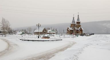 Пагода город ленск саха